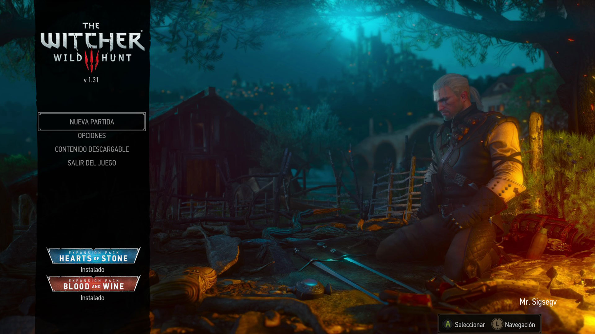 The Witcher 3: Wild Hunt - [Press Start]