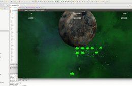 Space Invaders - CEDV